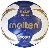 Boje Sport Molten Kinder H00X300-BW Handball Blau One Size von Molten