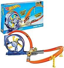 Hot Wheels Turbine Twister, Multi Color