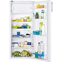 Réfrigérateur 1 porte Faure FRA22700WE - Réfrigérateur 1 porte - 232 litres - Réfrigerateur/congel : Froid statique/Froid statique - Dégivrage automatique - Blanc - Classe A+ / Pose libre