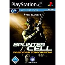 Tom Clancy's Splinter Cell - Pandora Tomorrow (Platinum)