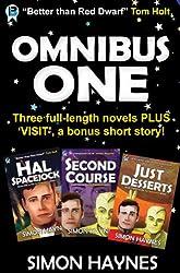 Hal Spacejock Omnibus One (English Edition)