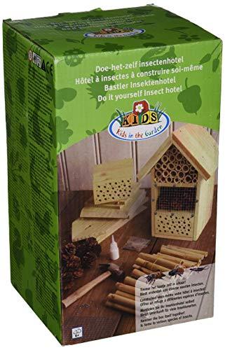 Insektenhotel-Bausatz für Kinder