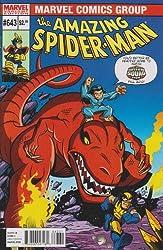 Amazing Spider-Man (Heft 643 / Superhero Variant) (englisch)