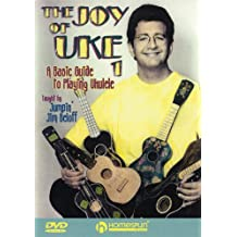 The Joy of Uke - Volume 1 - A Basic Guide to Playing Ukulele - DVD