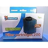 Superfish Aqua-Flow 200 Easy Click Cartridge 150g