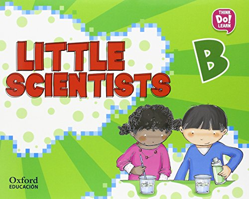 Little Scientists B - 9780190508968