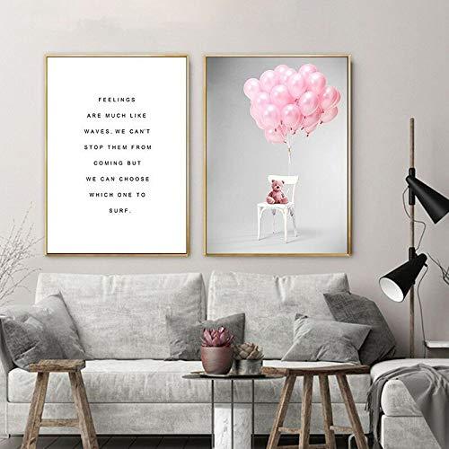 jiushice Rahmenlose Skandinavischen Stil Minimalismus Leinwand ng Landschaft Wandbilder Für Wohnzimmer Kunst Für Wohnzimmer Dekoration Poster Und Prin 3 30X40 cm