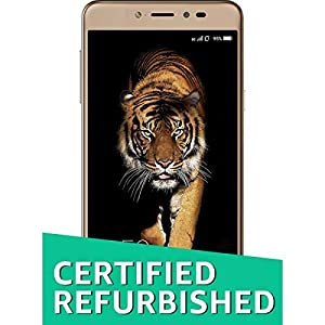 (Certified REFURBISHED) Coolpad Note5 (Royal Gold, 32GB)