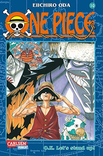 One Piece, Bd.10, O.K. let's stand up!