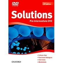 Solutions 2nd edition Pre-Intermediate. DVD (Solutions Second Edition)
