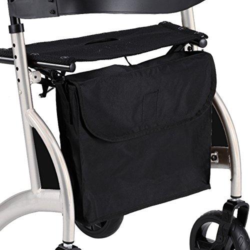 Ersatz-Einkaufstasche für Rollatoren mit Faltrahm...