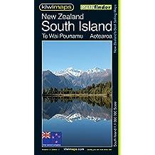 Carte routière : New Zealand - South Island