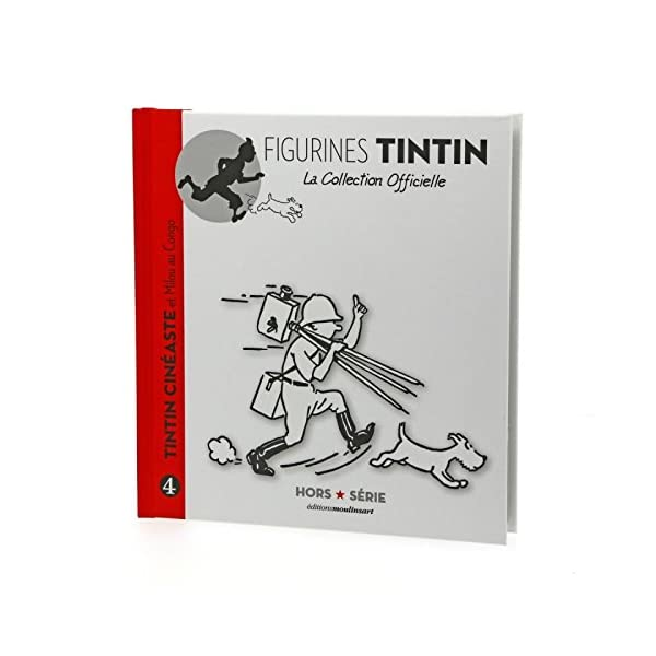 Figura de colección Tintín cineasta Hors-Série N°4 42171 (2014) 2