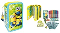 Simba - 86478 - Minions Trousse 3 Compartiments