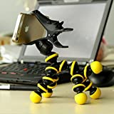 [Sponsored Products]Evana 3D Cartoon Horse Shape Cell Phone Holder Stand Display Support, Flexible Universal Mobile Phone Holder Tripod Monopod Car Holder (Color As Per Availablity)