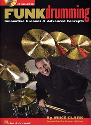 Funk drumming  percussions+CD (Book & CD)