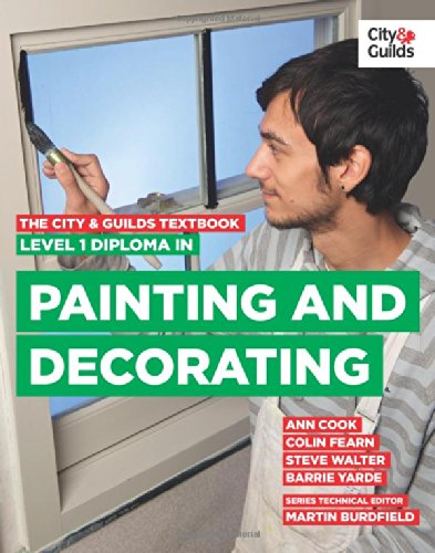 Level 1 Diploma in Painting & Decorating (City & Guilds Textbook)