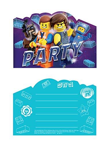 liges Einladungskarten-Set Mottoparty oder Kindergeburtstag | Superhelden Party Geburtstag Einladung Invites ()