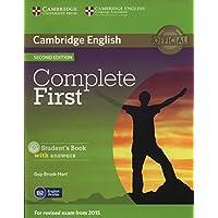Complete first certificate. Student's book with answers. Per le Scuole superiori. Con CD-ROM. Con espansione online