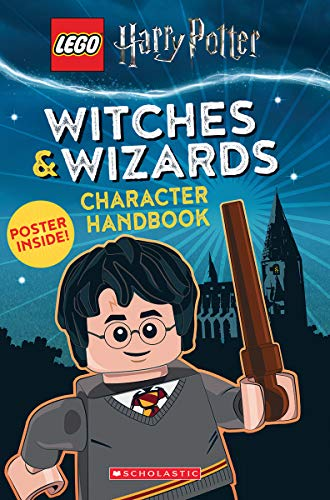 Witches And Wizards Character Handbook (Lego Wizarding World/Harry Pot) por Vv.Aa