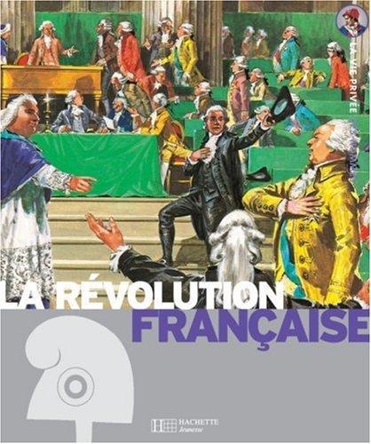 La révolution française : L'Europe au bord du chaos par Yves Cohat, Hervé Luxardo, Pierre Probst