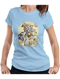 Doctor Who Wizard Planet Of Oz Women's T-Shirt