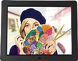 Rollei Degas DPF 15? - Digitaler Multi-Media Bilderrahmen mit 15.0? (38,1 cm) TFT-LED Panel, Bild-, Video-, Musik-, Kalender- und Uhrfunktion, Diashow, inkl. Fernbedienung - Schwarz Bild
