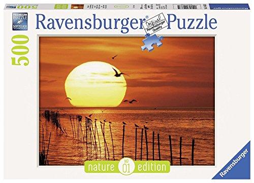 Ravensburger Italy- Rav Pzl 500 Pz. Magico Tramonto 14663, Multicolore, 878745