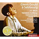 Bach : Variations Goldberg, Concerto pour clavier n�1