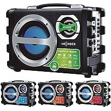 Altavoz portátil con karaoke 25W GO-ROCK GR-ST10GR