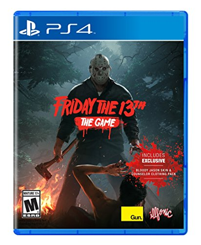 (PS4) Friday the 13th [100% Uncut]