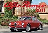 Alfa Romeo 2011. Kalender