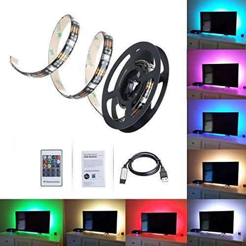 OMorc LED-Licht / Disko-Licht / Party-Nachtlicht / Lichtshow für Schwimmbecken / Badewanne / Teich / Jacuzzi / Aquarium, unter Wasser schwimmende Lampe mit 5Mustern, mehrfarbig
