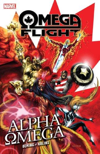 Omega flight : alpha to omega