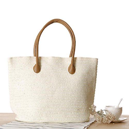 Women , Damen Tote-Tasche bianco bianco