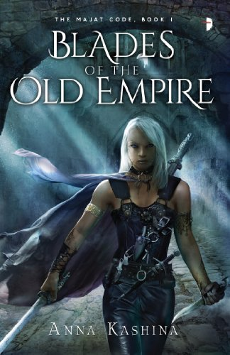 Blades of the Old Empire: The Majat Code, Book I (English ...