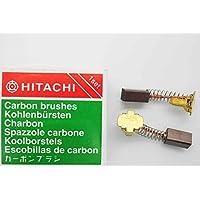 BROSSES CARBONE Balais De Carbone Hitachi Meuleuse DS14DL DS 14 DS18DL PERCEUSE H21