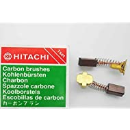 Carbon Brushes Hitachi 999054 14V 18V WR18DL WR14DL DS14DMR DS18DL DS18DMR H21