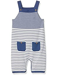 Kite Stripy Knit Dungarees, Salopette Mixte Bébé