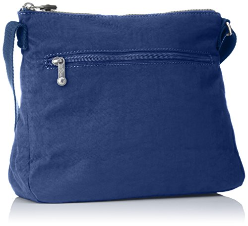 Kipling - Moyelle, Borse a tracolla Donna Blu (Jazzy Blue)