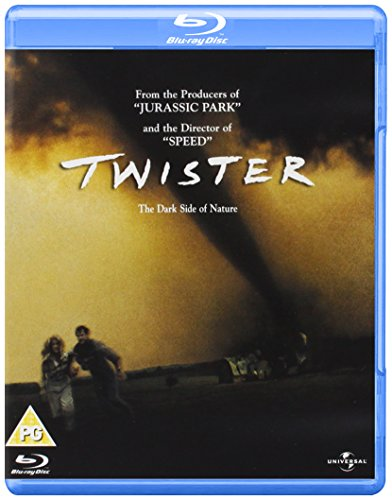 Twister [Blu-ray] [UK Import]