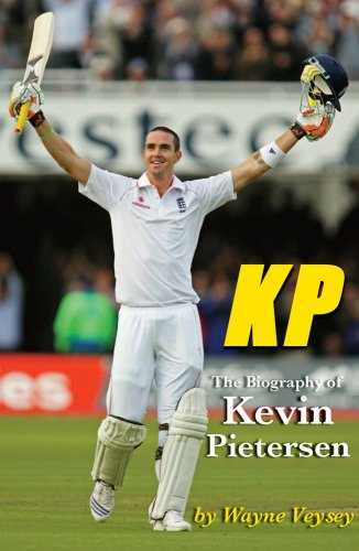 KP: Cricket Genius: The Biography of Kevin Pietersen por Wayne Veysey