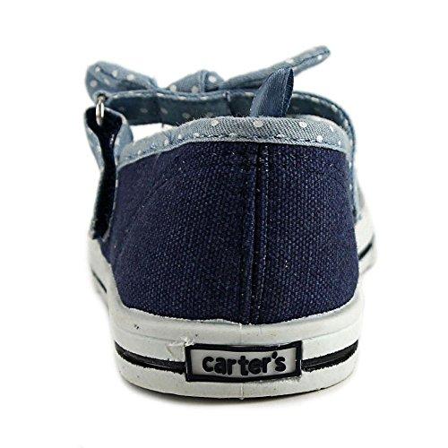 Carter's Mollie 2 Kleinkind Rund Textile Mary Janes Blue