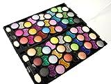Dazzling 66 Glitter Lidschatten Makeup Kit