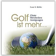 """Golf ist mehr... (""""Große Freuden im Kleinformat"""" Creation """"Vom Kopf ins Herz"""")"""