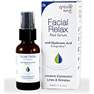 Hyalogic Episilk FRS Serum - HA Lessens Expression Lines & Wrinkles - Facial Relax Serum With Hyaluronic Acid & Argireline - 1 ounce (FFP) by Hyalogic
