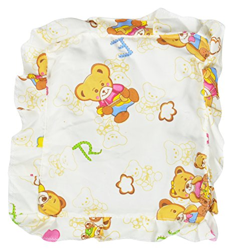 Tag Products Mustard Seed Baby Pillow For Baby Head Shaping - Detachable Mustard / Rai Seed Pouch For Easy Washing - 28 X 28 Centimetres
