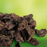 Original-Leckerlies: Rinderlunge 1kg, Kauartikel, Kausnack, Würfel, Trainingssnack, Leckerlie, Naturprodukt für Hunde, fettarm, barfen