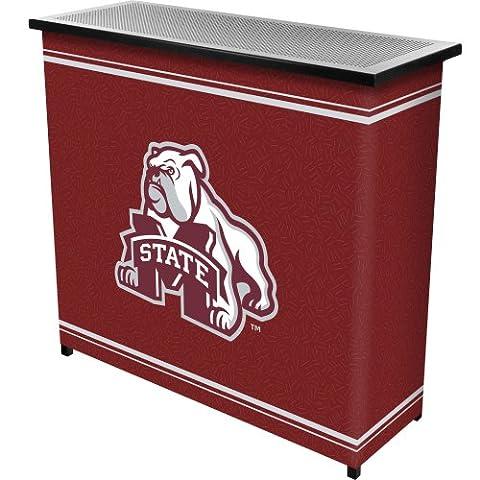 Mississippi State UniversityT 2 Shelf Portable Bar w/