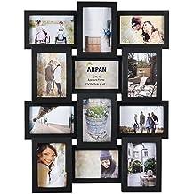Arpan - Marco Multifotos para 12 Fotos de 15,2 x 10,1 cm